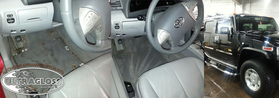 Automotive Detailing at Ultragloss