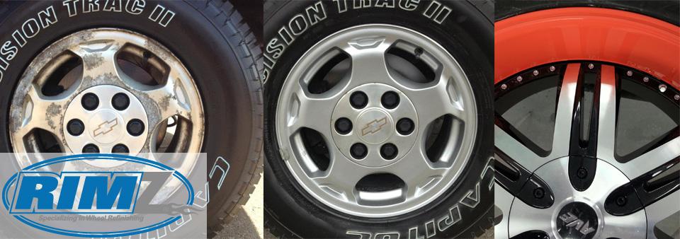 Rimz Rim and Wheel Repair