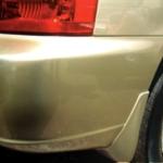 bumper scrape repair