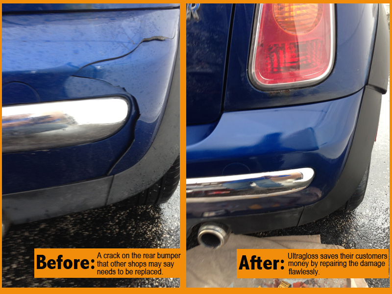 Auto Paint Repair Ultragloss Akron