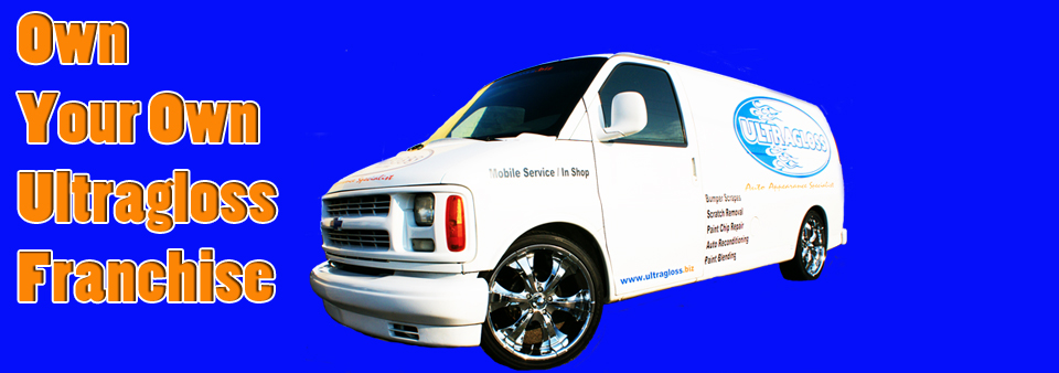 Affordable Franchise Opportunity with Ultragloss