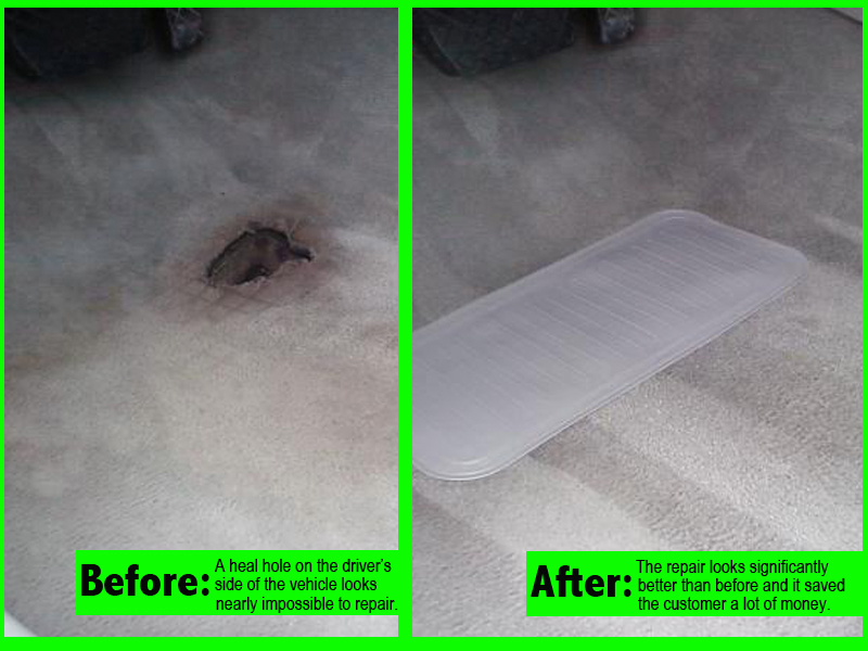 Automotive Carpet Repair Interiorz
