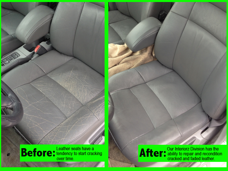 Leather Paint Repair Dent Repair Rim Repair And More