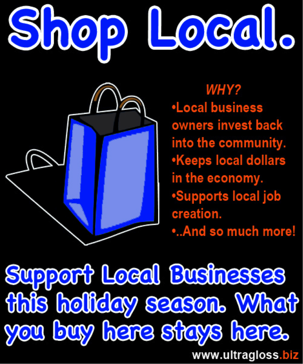 Shop Local This Year