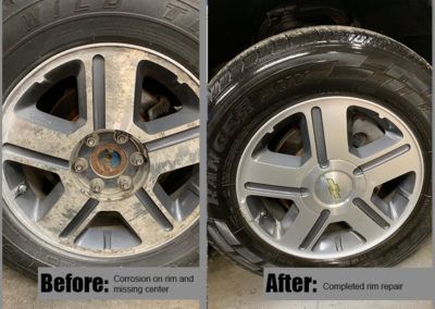 rim repair before
